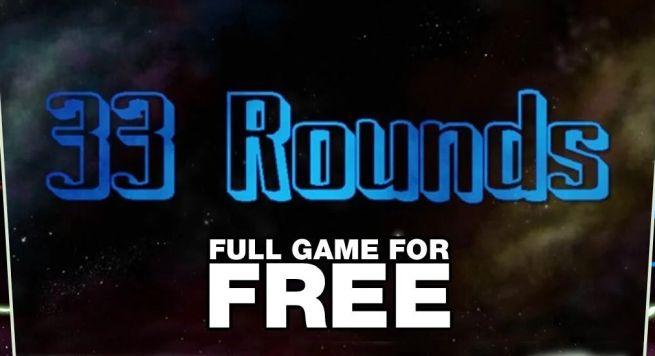 Раздача 33 Rounds в IndieGala