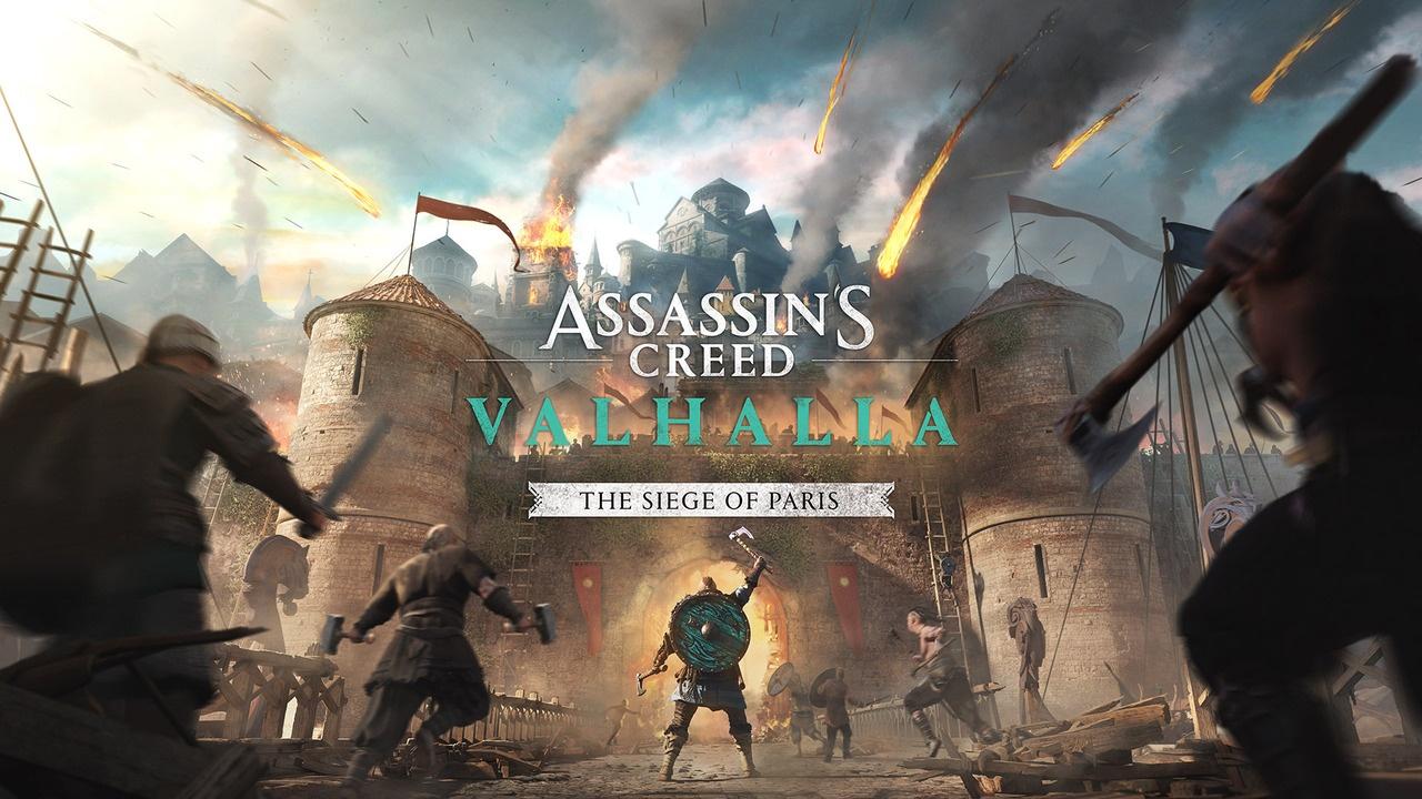 Новый сезон и дата выхода The Siege of Paris для Assassin's Creed Valhalla