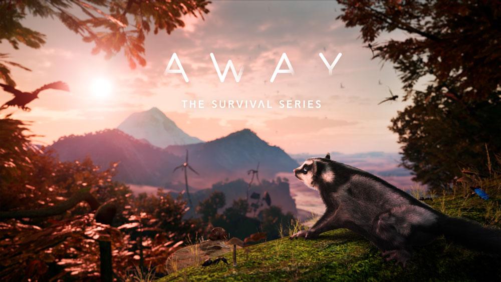 AWAY: The Survival Series предлагает вам на своей шкуре прочувствовать тягости живой природы