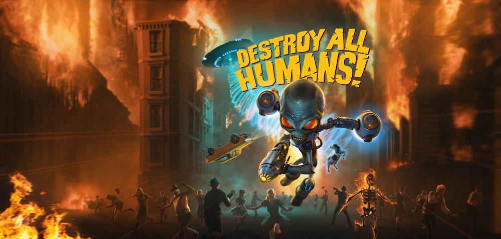 Destroy All Humans! поступила в продажу на Nintendo Switch