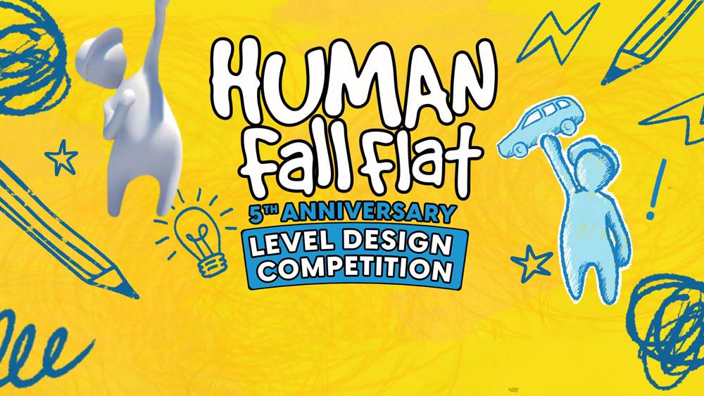 Human: Fall Flat отмечает своё пятилетие
