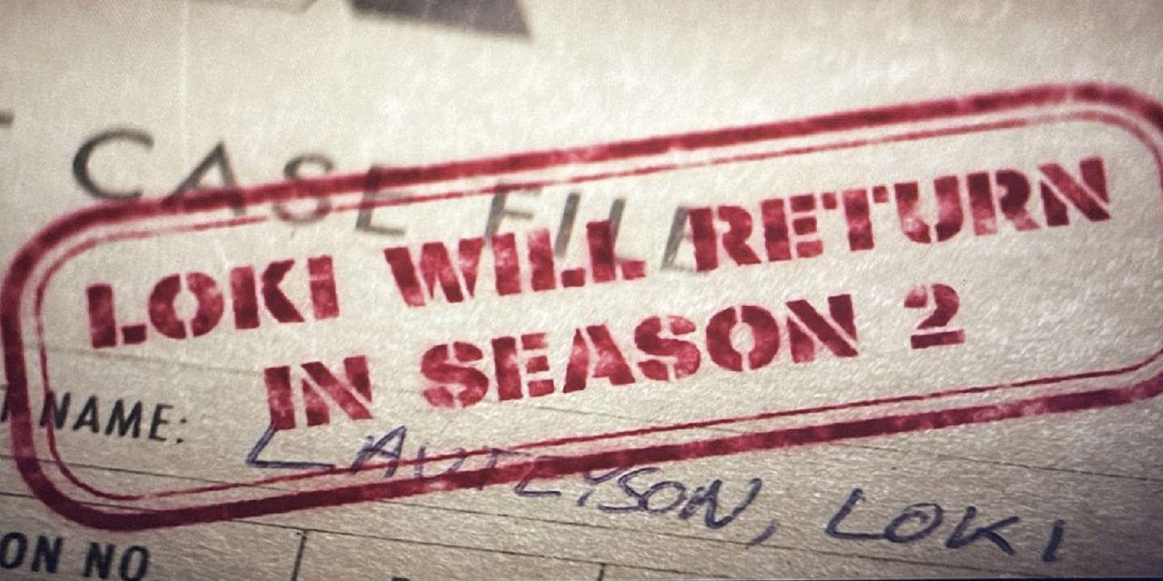 Локи официально продлен на второй сезон