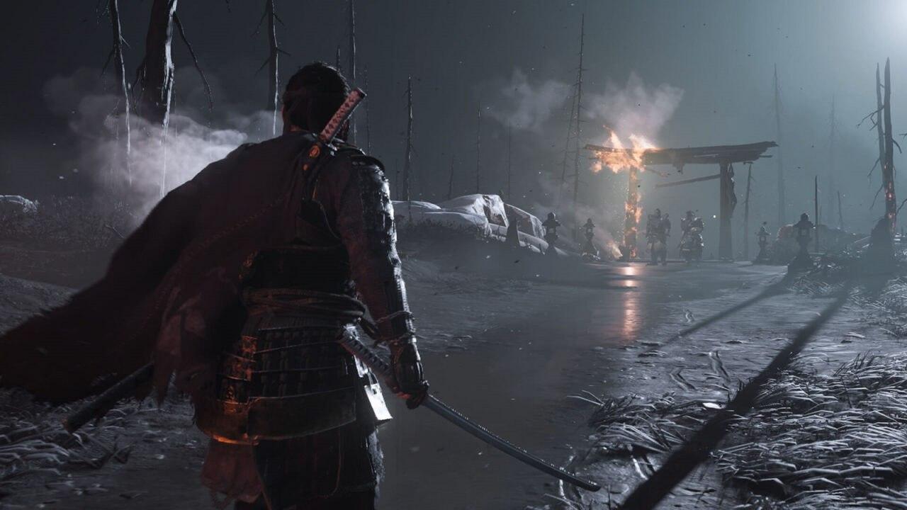 Опубликован трейлер дополнения Ghost of Tsushima, посвященный острову Ики