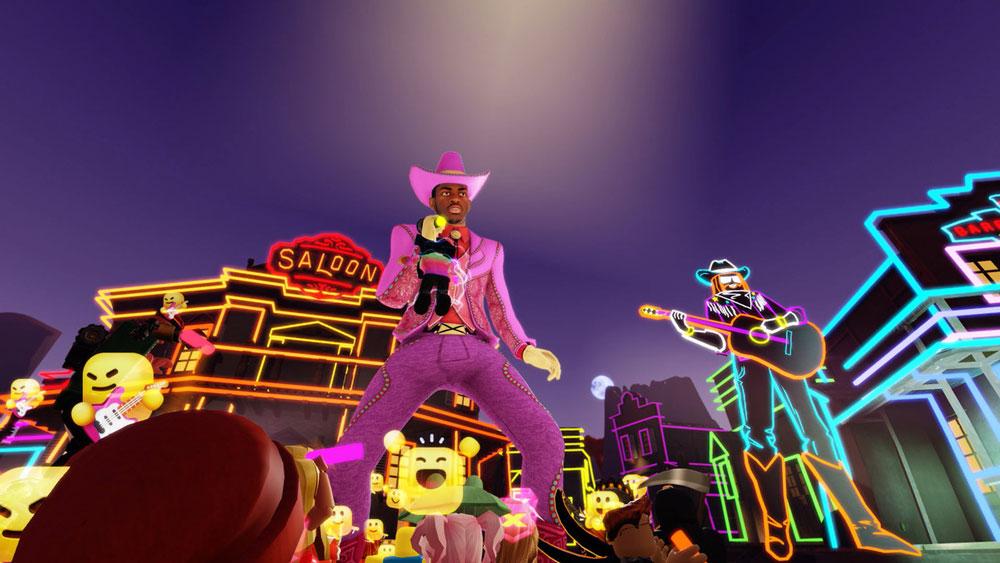 Roblox и Sony Music Entertainment подписали соглашение о привлечении артистов в игру