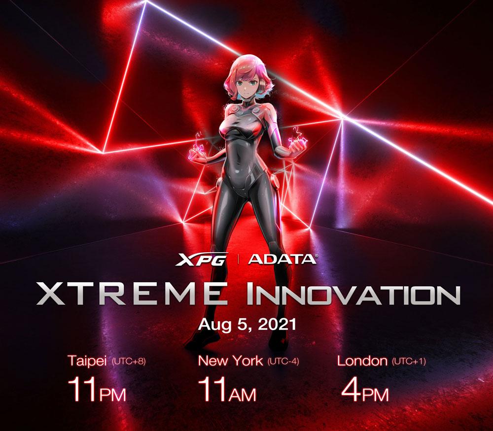 ADATA и XPG проведут совместную презентацию новых продуктов