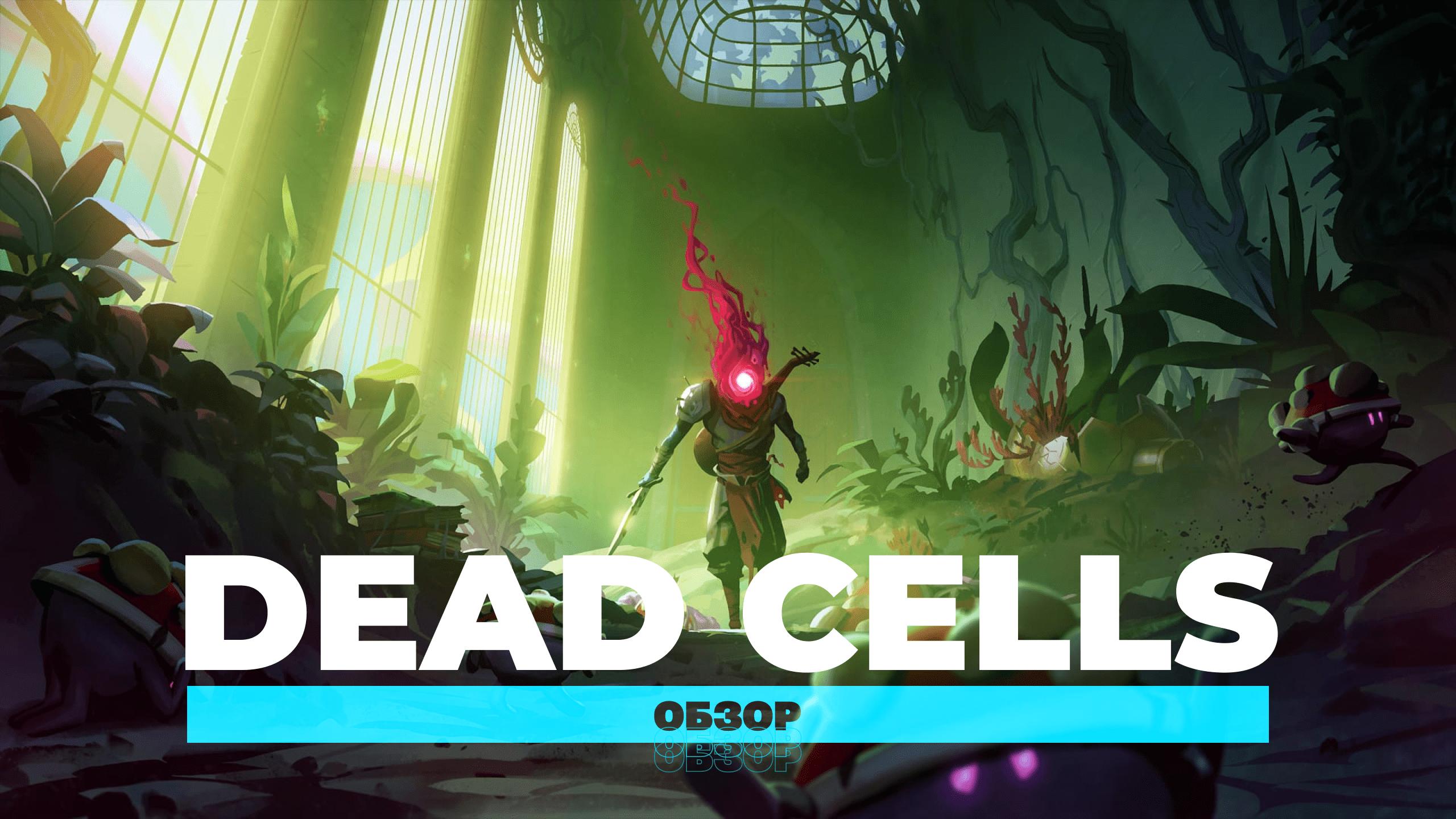 Смерть – это ещё не конец. Обзор игры Dead Cells.
