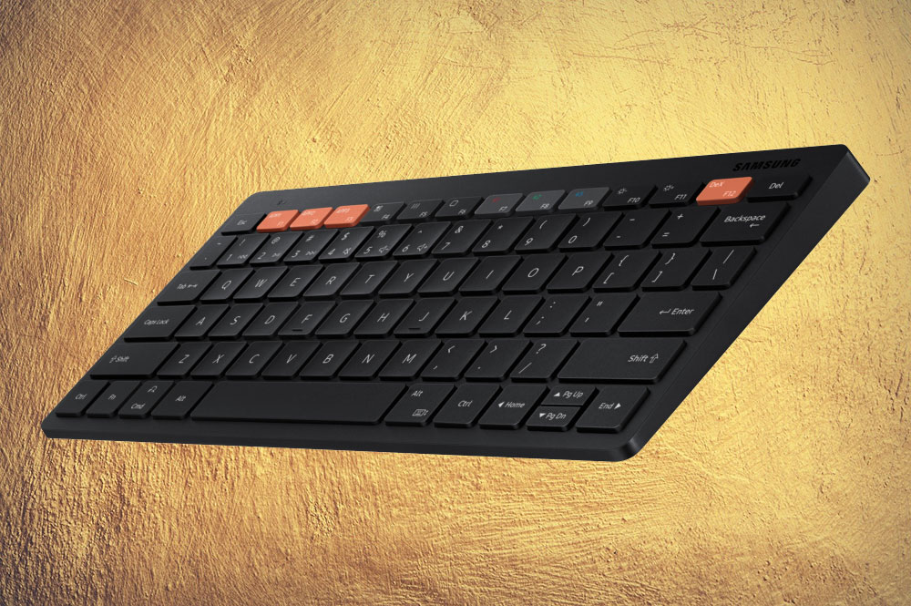 Samsung объявила о старте продаж Smart Keyboard Trio 500 в России