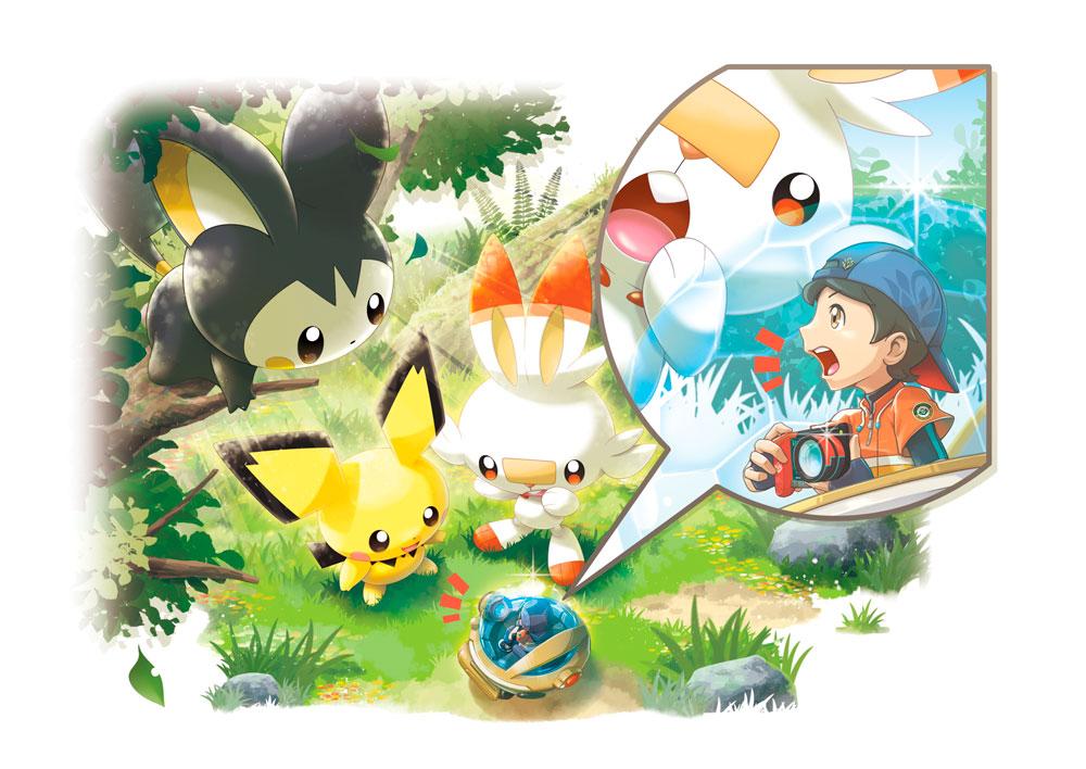 New Pokémon Snap получит новые территории и покемонов