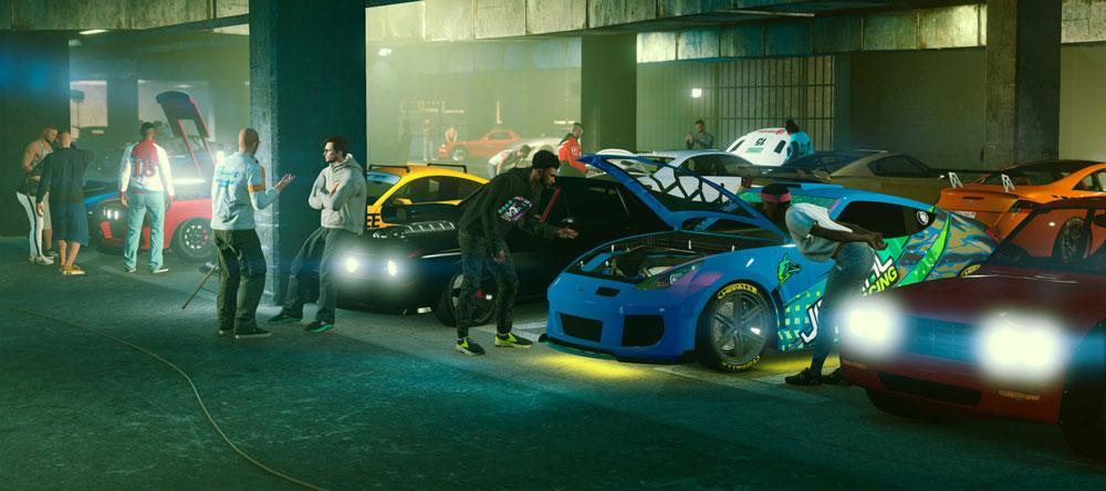 Игроки нашли новый способ получать опыт в GTA: Online без каких-либо усилий