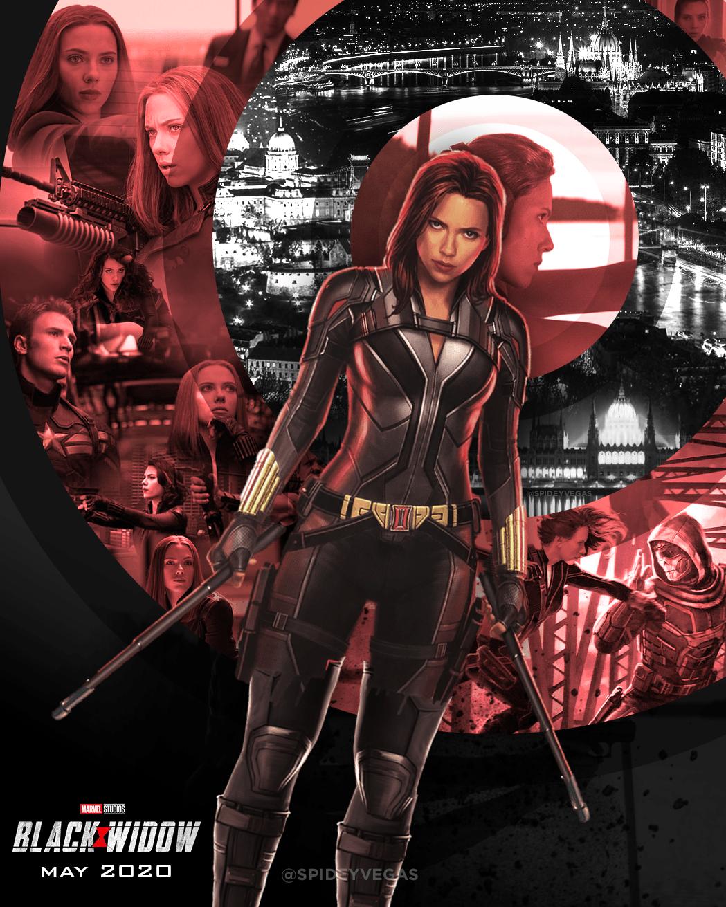 Наше мнение о новом кинокомиксе Marvel «Черная Вдова»