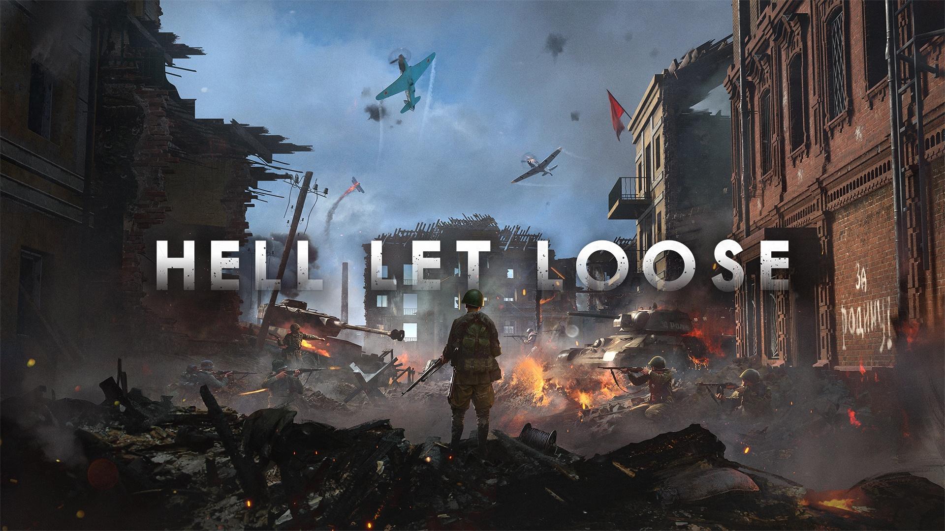 Hell Let Loose вышла из раннего доступа