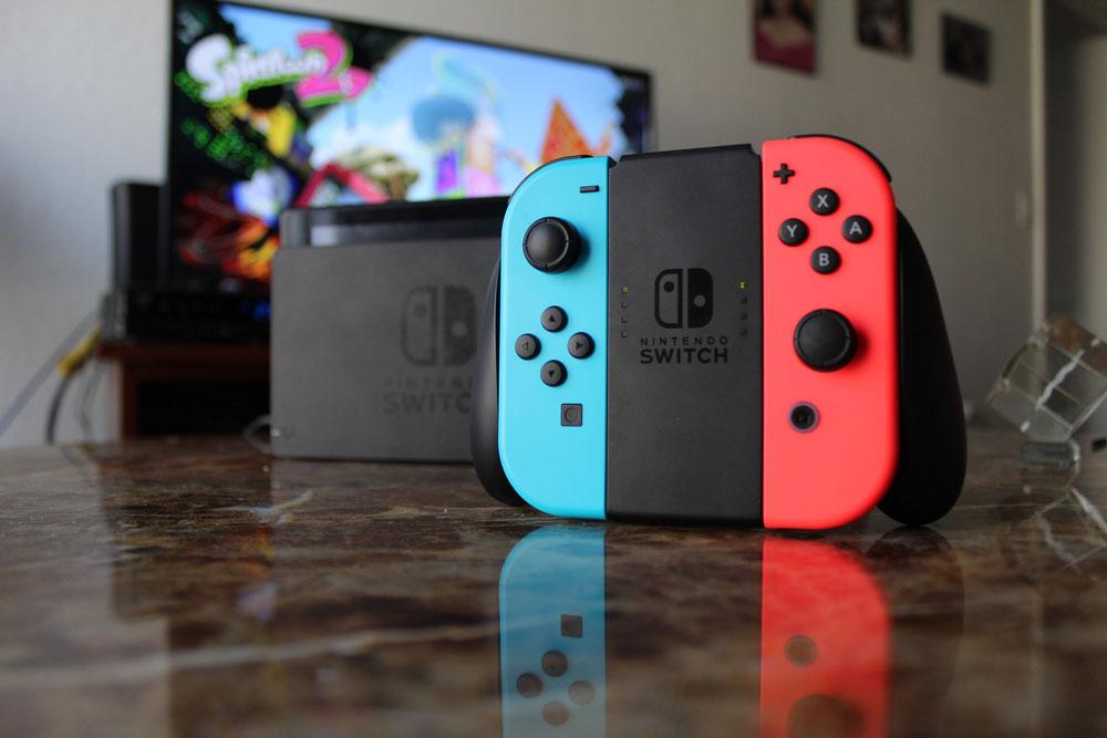 Nintendo Switch получила поддержку Bluetooth-гарнитур