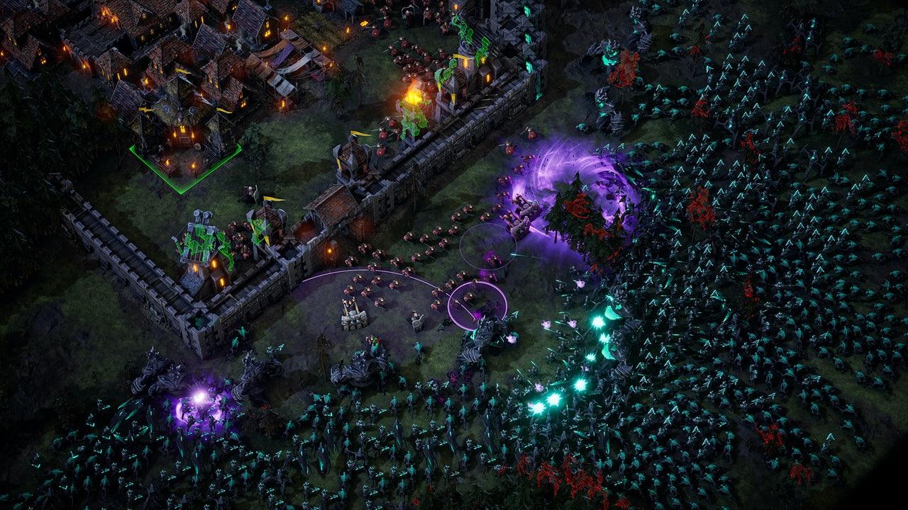 Стратегия Age of Darkness: Final Stand выйдет в ранний доступ