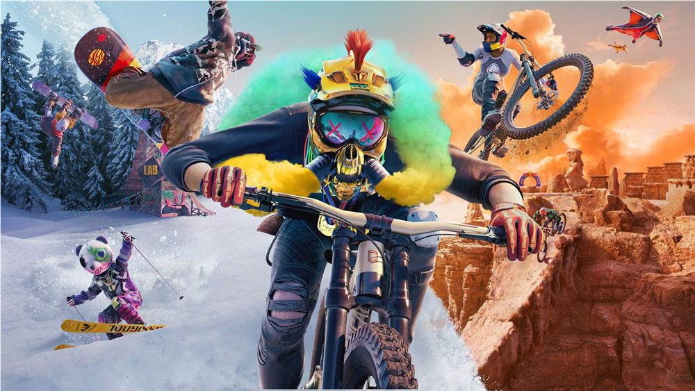 Ubisoft перенесла Rainbow Six Extraction и Riders Republic