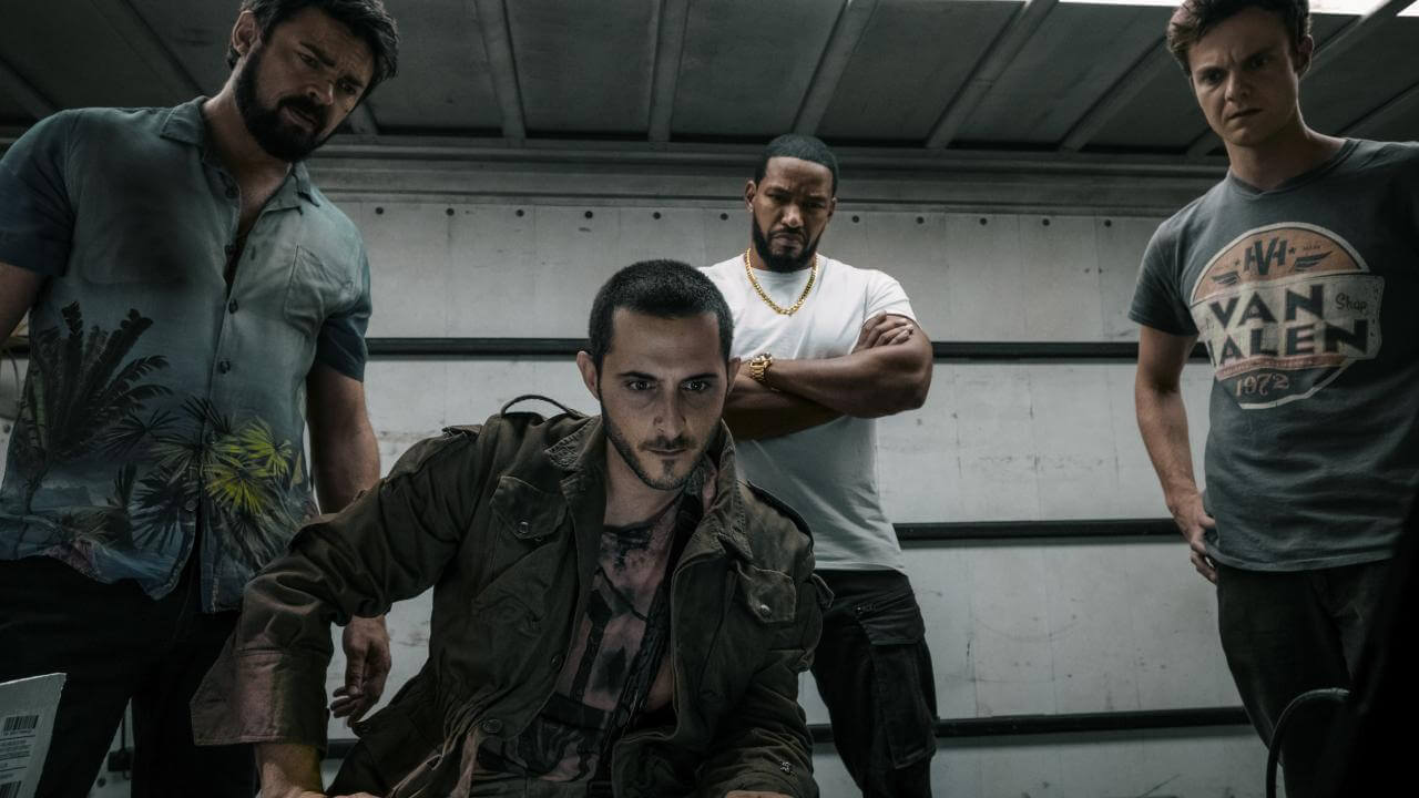 Сериал «Пацаны» от Amazon продлён на четвёртый сезон