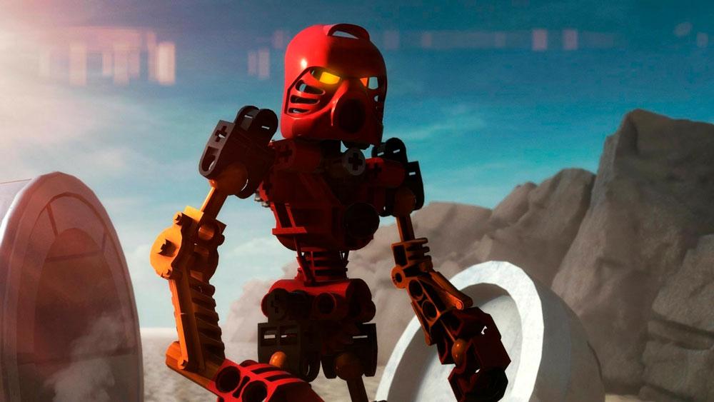 Вышло обновление для Bionicle: Quest for Mata Nui