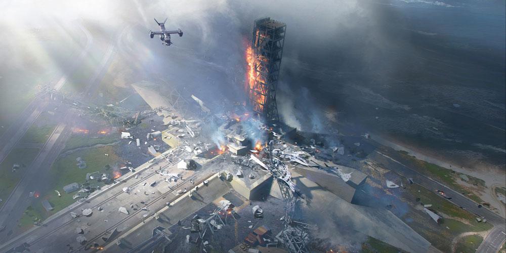 EA раскрыла причины глобального конфликта в Battlefield 2042