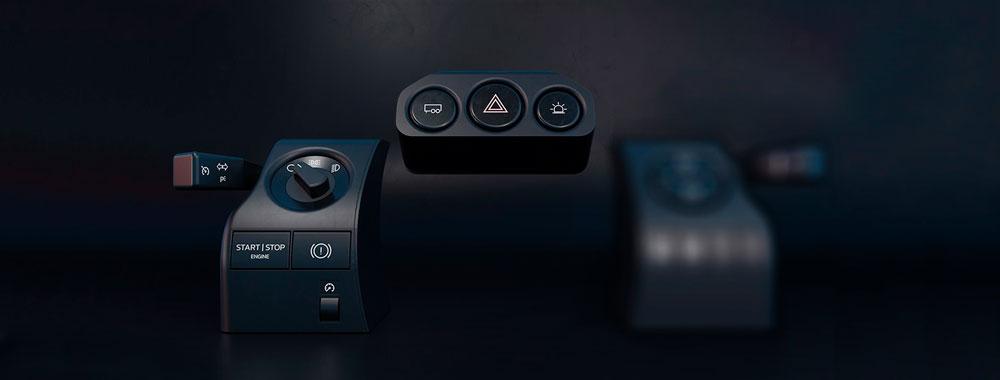 Контроллер TruckCntrl X предлагает прочувствовать быт дальнобойщика