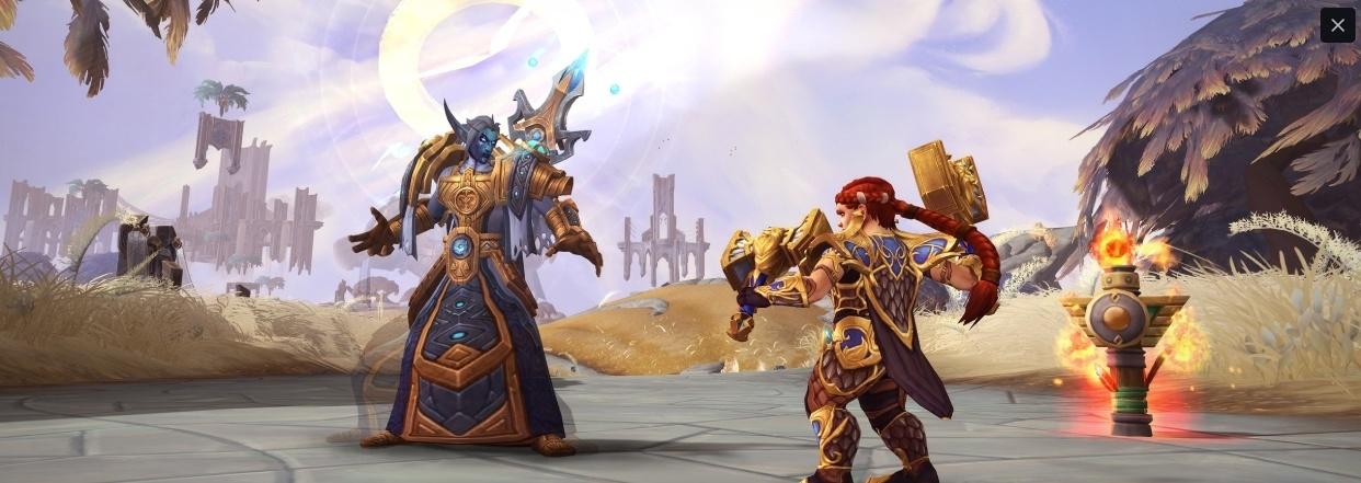 Анонсирован патч 9.1.5 на World Of Warcraft