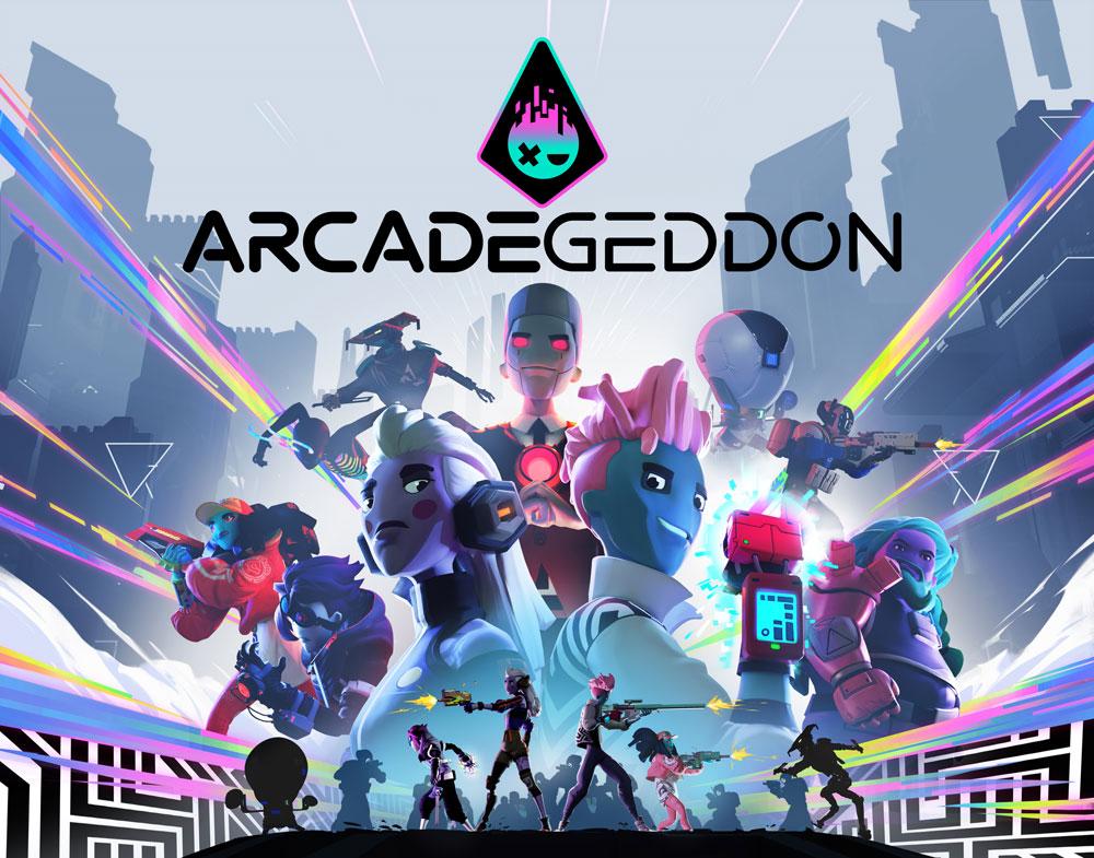 Arcadegeddon на выставке GamesCom 2021