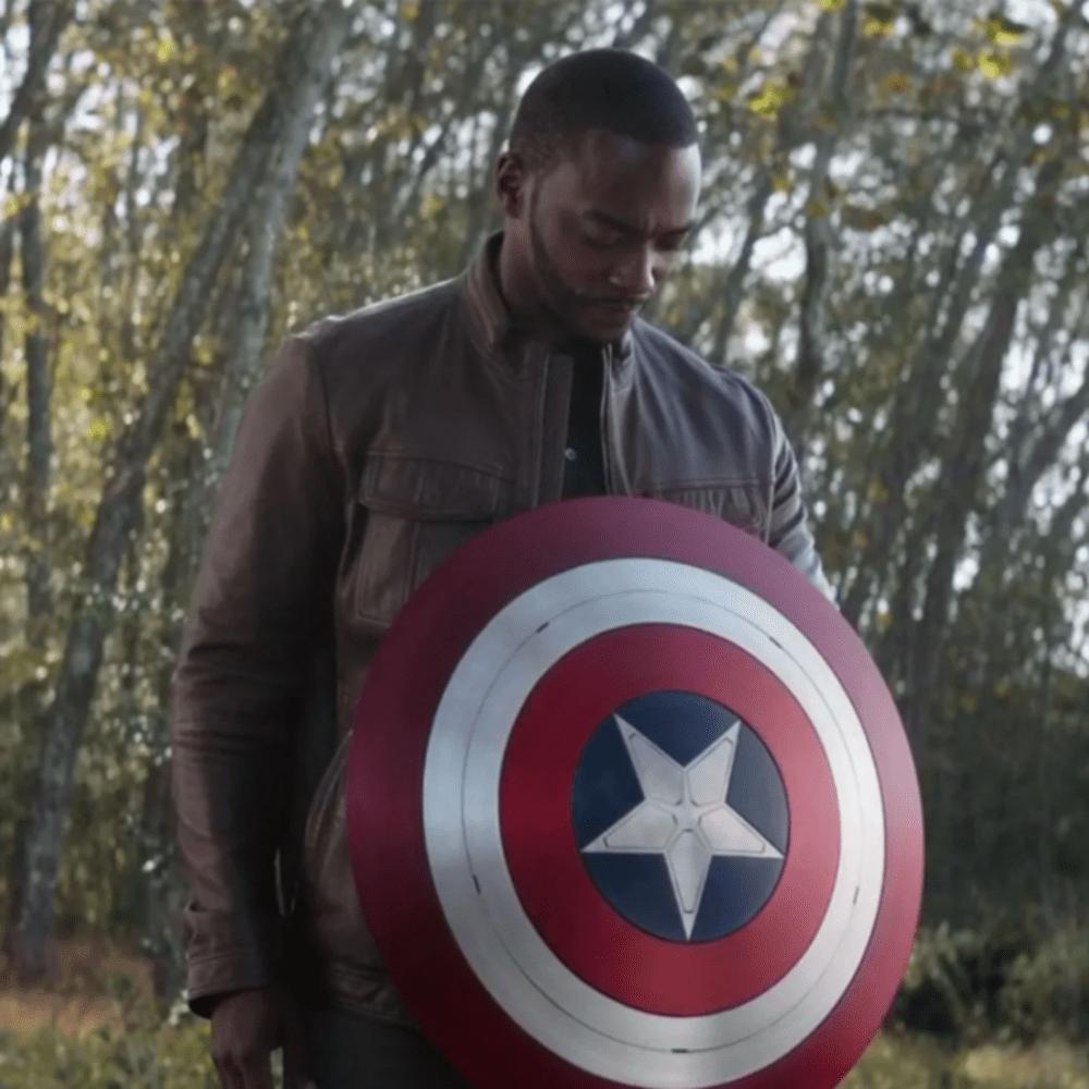 Энтони Маки возвращается в Marvel