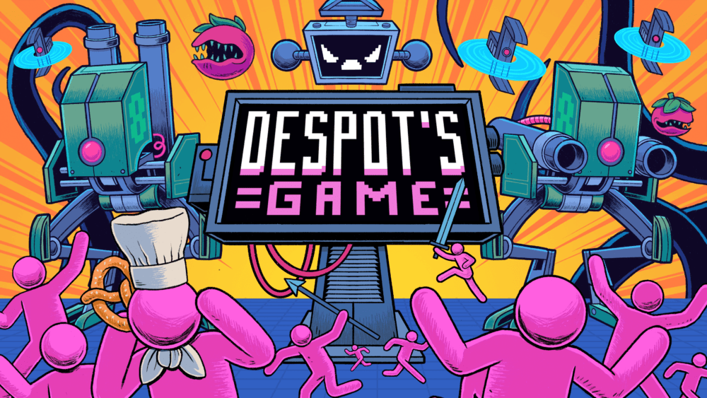 Анонсирована дата релиза Despot's Game на ПК