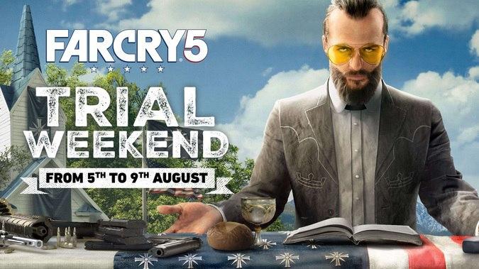 Far Cry 5 станет временно бесплатной
