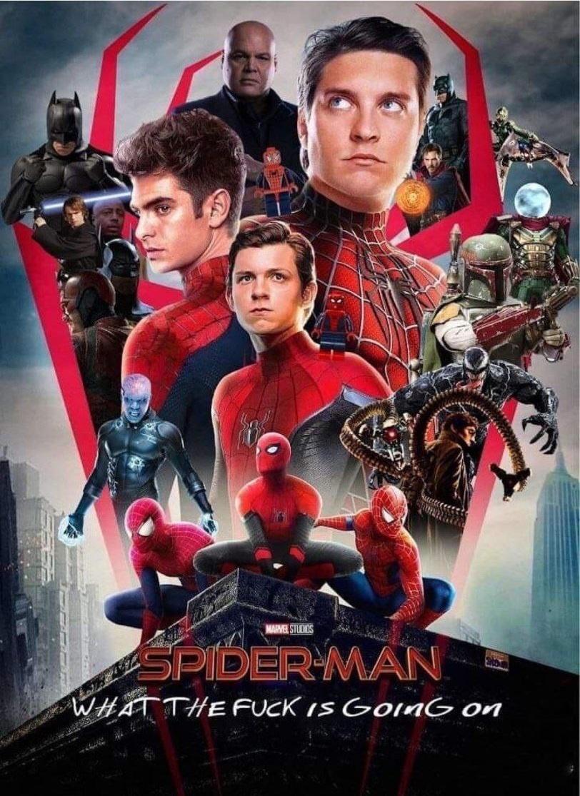 Трейлер «Человека-паука: Нет пути домой» слили в сеть