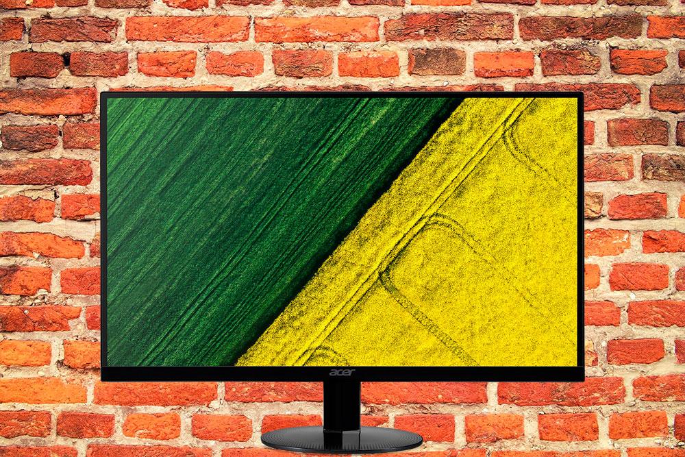 Acer продемонстрировала ультратонкий монитор SB220QBI