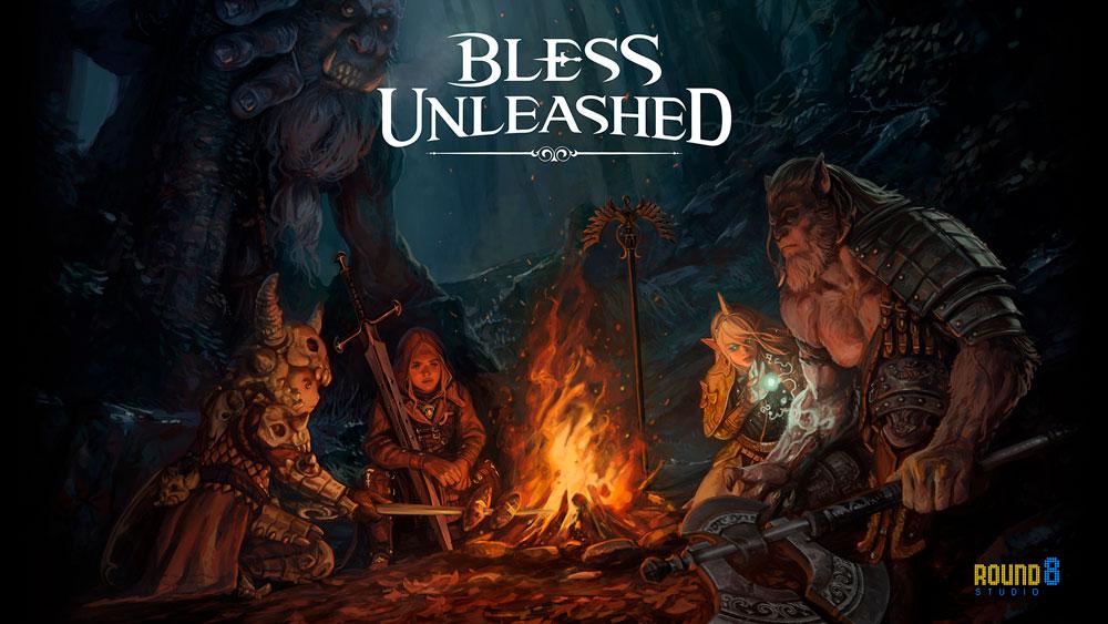 Bless Unleashed скачана более миллиона раз