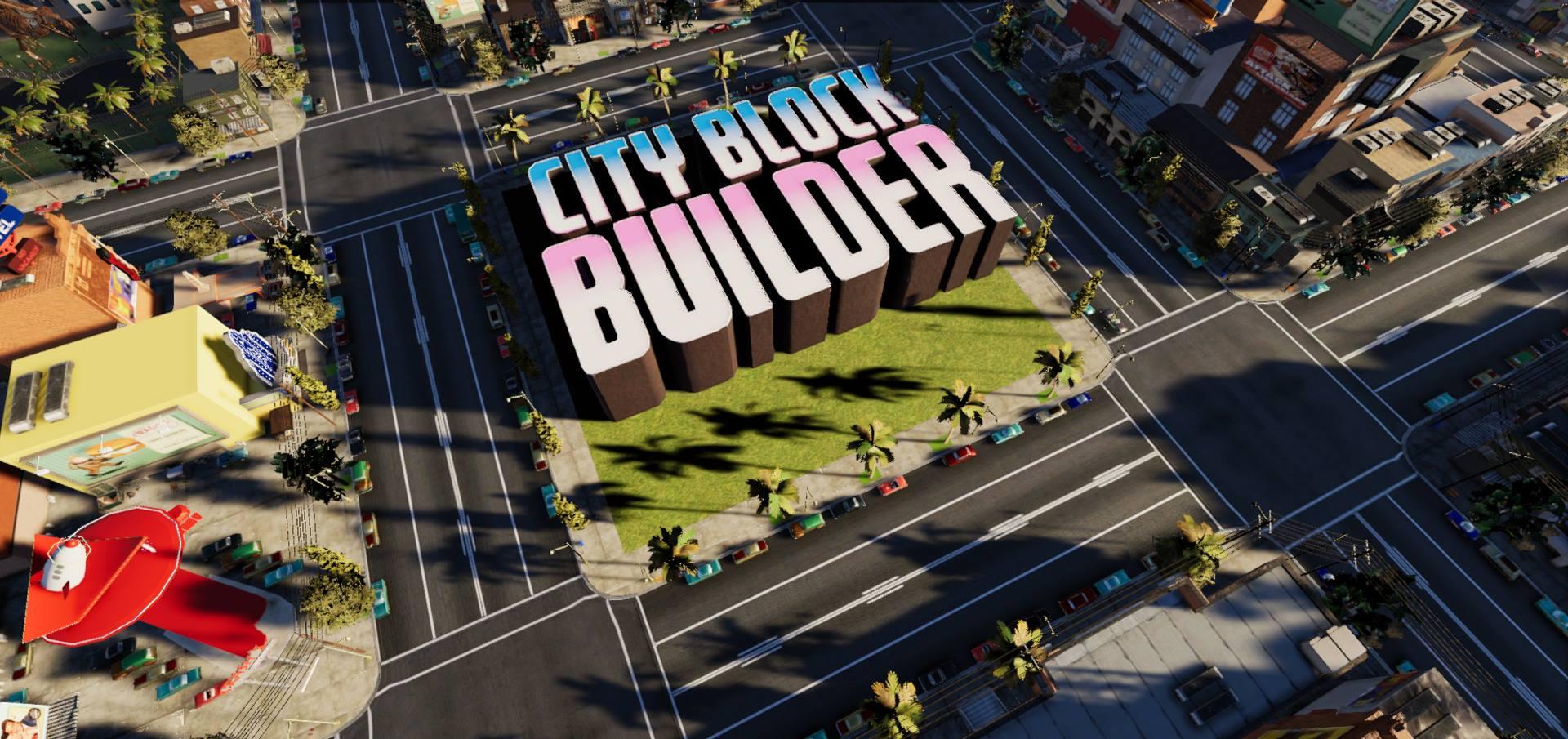 City Block Builder выходит в раннем доступе в Steam