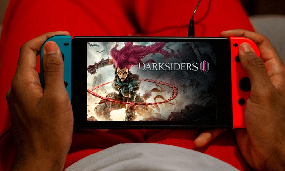 Darksiders III приходит на Nintendo Switch