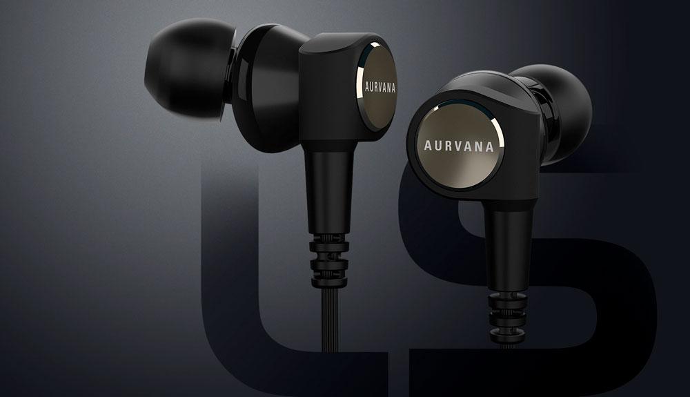 Creative выпускает обновленные проводные наушники Aurvana Trio LS