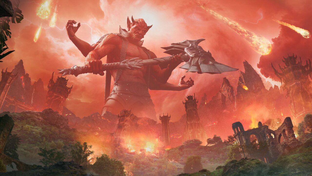 The Elder Scrolls Online получит графический буст