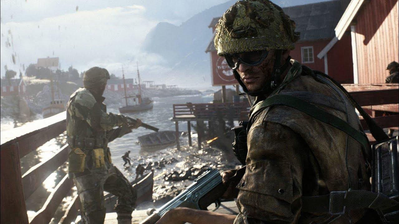 Проблемки Battlefield 2042 на PS5