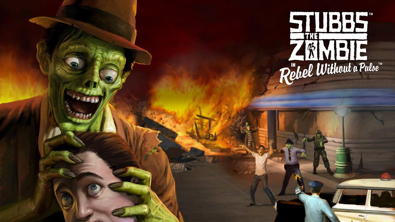 Коробочная версия Stubbs The Zombie совсем скоро поступит в продажу