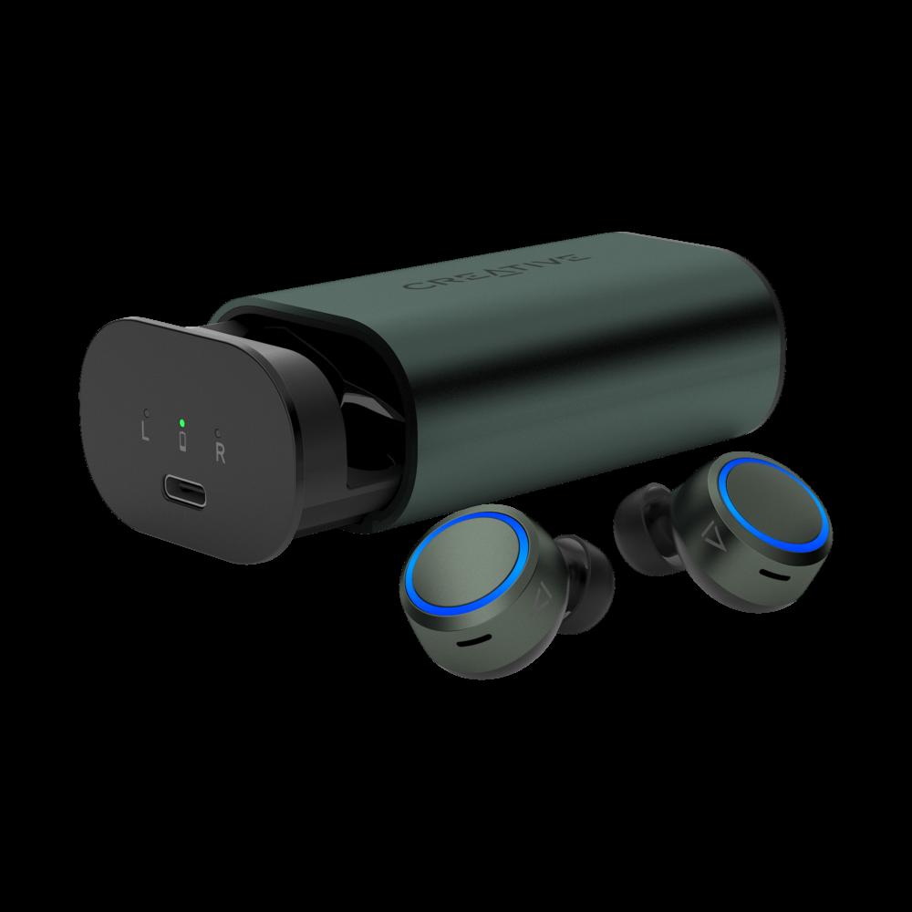 Creative анонсировал новые беспроводные наушники Creative Outlier Air V3
