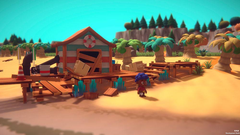 Когда очень хочешь свою Animal Crossing. Spirit of the Island начал Kickstarter-компанию