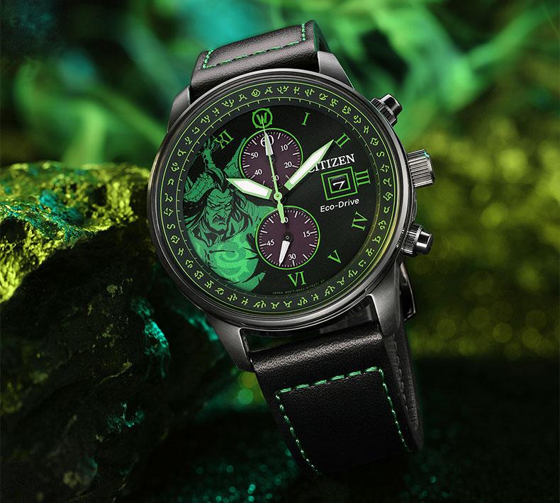 Производитель часов Citizen и Blizzard выпустили часы в стиле WoW