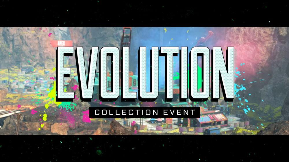 Respawn Entertainment представили новое временное коллекционное событие «Эволюция» для Apex Legends