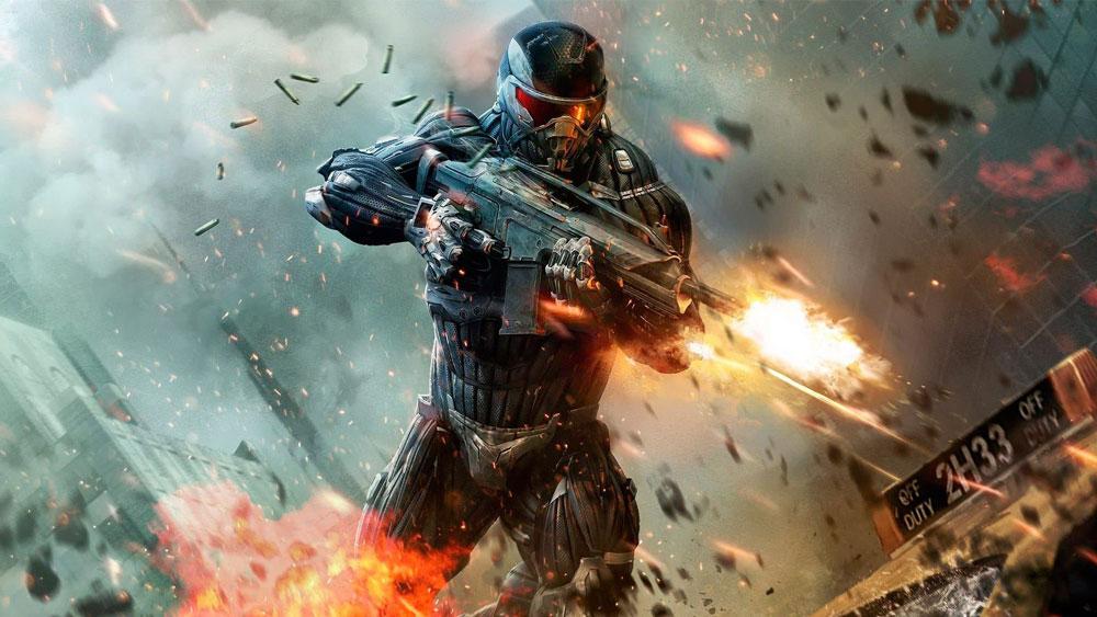 Crysis Remastered Trilogy оказалась временным эксклюзивом Epic Games Store
