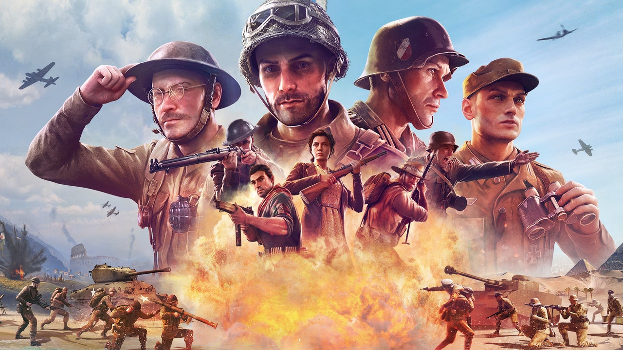 Разработчики Company of Heroes 3 активно просят помощи у игроков