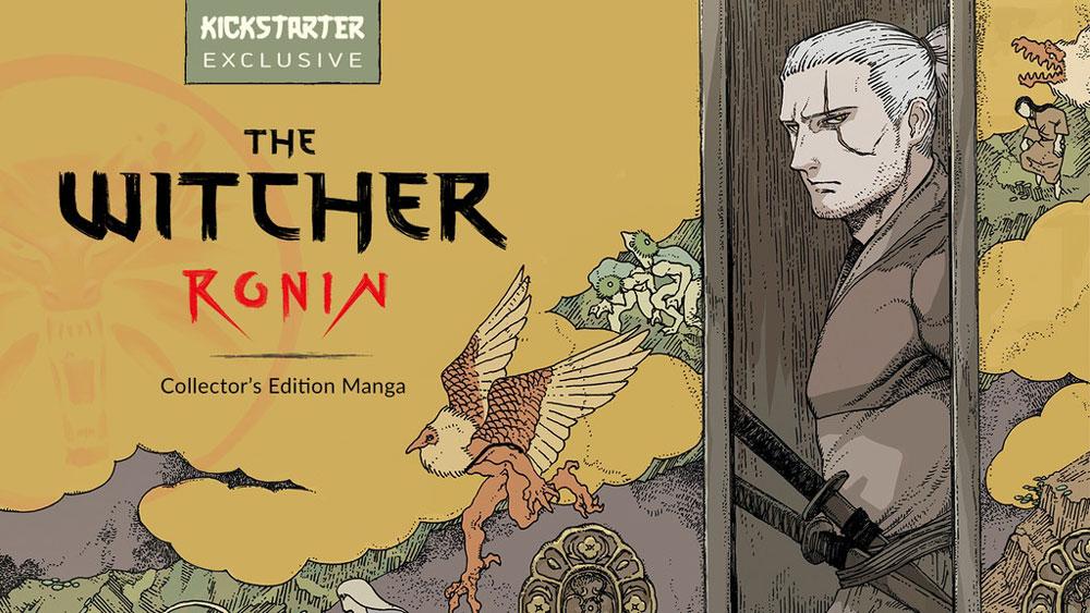 The Witcher: Ronin вышла на Kickstarter