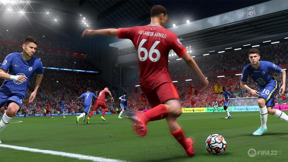 Высшая футбольная лига Италии появится в FIFA 22
