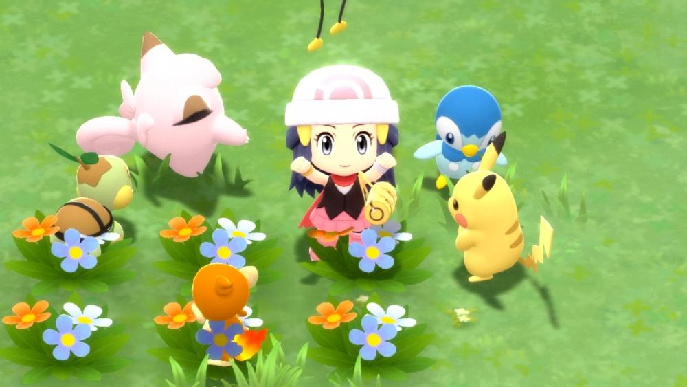 Компании Pokémon и Nintendo показали трейлеры новых игр во вселенной Покемонов