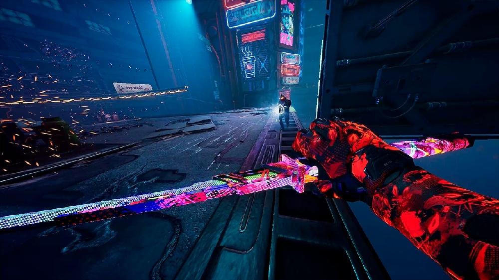 Ghostrunner получила 2 новых бесплатных режима и платный набор косметических предметов