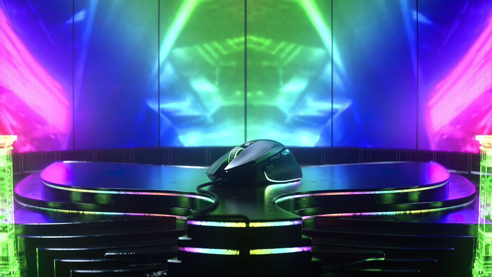 Razer объявляет о выходе новой проводной игровой мыши Razer Basilisk V3 с возможностью кастомизации