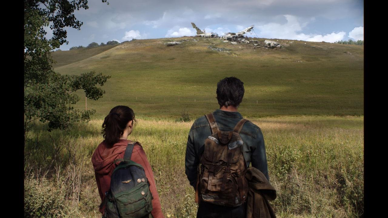 Первый кадр экранизации The Last of us