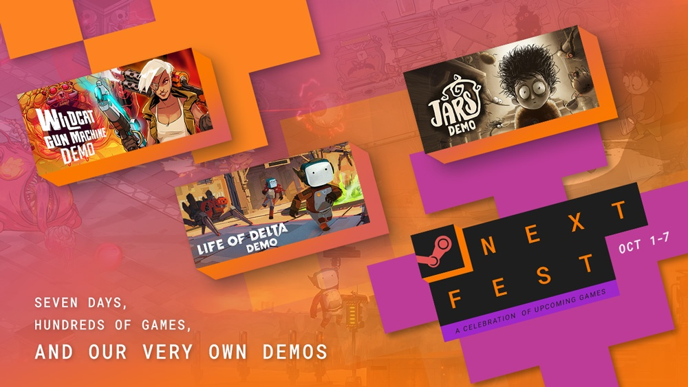 Компания Daedalic презентует свои новинки в рамках фестиваля Steam Next Fest 2021