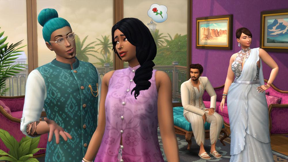 Компания Electronic Arts и студия Maxis поделились деталями о предстоящем сезоне в The Sims 4